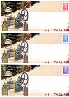 Nouvelle Calédonie - Entier Postal Yvert 142 à 144 E Fête Du Café Sarraméa - R 6195 - Postal Stationery