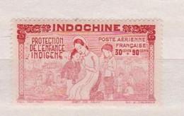 INDOCHINE             N°  YVERT   PA 22 NEUF SANS CHARNIERE      ( NSCH  2/19 ) - Airmail