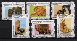 Cambodge, Kanbotscha, 1996,  Tiere,  Animals - Cambodge