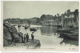 CPA -29 - DOUARNENEZ - Vue Sur Les Penmarc'h - - Douarnenez