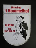 Sticker Dancing 't Hommelhof Watou - Stickers