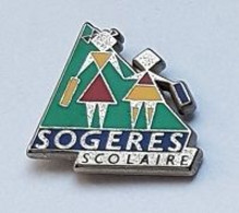 Pin' S  ARTHUS  BERTRAND, SCOLAIRE  Avec  SOGERES - Arthus Bertrand