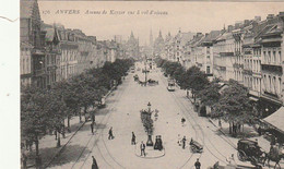***  ANVERS  Avenue De Keyzer Vue à Vol D'oiseau  Neuve TTBE - Antwerpen