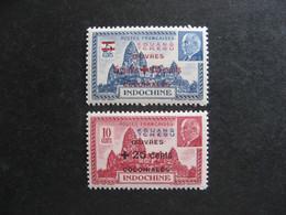 A). Kouang-Tchéou:  TB Paire N° 156 Et N° 157. Neufs X. - Neufs