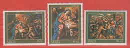 1986 Malta ** (sans Charn., MNH, Postfrisch)   Yv 736/8Mi  755/7 SG 789/91 - Malta