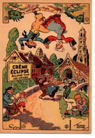Carton Publicitaire à Découper Crème Eclipse 11,5 X 16,50 Cm - Publicidad