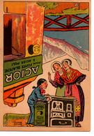 Carton Publicitaire à Découper Acior  11,5 X 16,50 Cm - Publicidad
