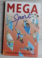 Encyclopédie Vivante Nathan Méga Sport 1993 Tous Les Sports - Encyclopaedia