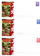 Nouvelle Calédonie - Entier Postal Yvert 229 à 231 E Fête Du Café Sarraméa - R 6205 - Postal Stationery