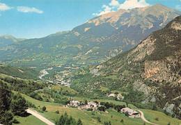 04 Jausiers Le Village De L'hubac - Otros Municipios