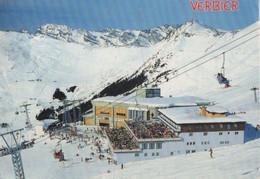 Verbier - Schweiz - Les Ruinettes - VS Valais