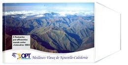 Nouvelle Calédonie - Carte Postale Yvert 94 à 98 CP  - R 6209 - Postal Stationery