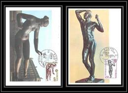 2939/ Carte Maximum (card) France N°1789/1790 Europa 1974 - 1970-79