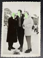 Wengen Photo Baumann Gruppenbild Im Winter - BE Berne