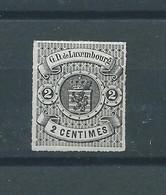 N° 13(*) - 1859-1880 Coat Of Arms