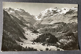 Kiental Blick Auf Gorneren-Griesalp/ Photo Lötscher Frutigen - BE Berne