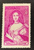 1939 Monaco  Y Et T  188 * - Unused Stamps