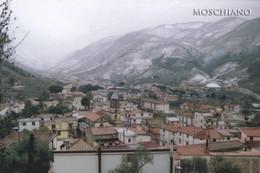 (P349) - MOSCHIANO (Avellino) - Panorama In Inverno - Avellino