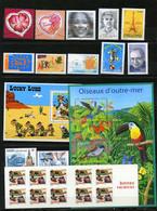 TIMBRES DE FRANCE NEUF ANNEE 2003 QUASI COMPLET AVEC BLOC ET CARNET - 2000-2009