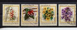 Venezuela, 1970,   Flowers, Blumen - Venezuela
