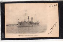 CASSINI Contre Torpilleur D'Escadre 1902 - Other