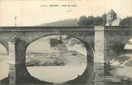 NEVERS PONT DE LOIRE - Nevers
