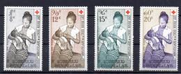 Laos YT PA 31-34 Neuf Sans Charnière - XX - MNH - Laos