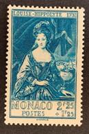 1939  Monaco   Y Et T  192 * - Unused Stamps