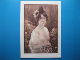 (1902) Le Printemps - Tableau De H. GUINIER - Estampas & Grabados