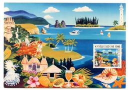 Nouvelle Calédonie - Carte Postale Yvert 2 CP Le Tourisme - R 6211 - Postal Stationery