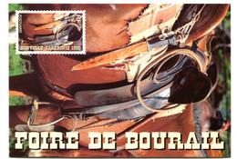 Nouvelle Calédonie - Carte Postale Yvert 3 CP Foire De Bourail - R 6212 - Postal Stationery