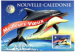 Nouvelle Calédonie - Carte Postale Yvert 14 CP Meilleurs Voeux - R 6213 - Postal Stationery