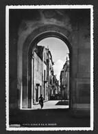 MARSALA PORTA NUOVA E VIA XI MAGGIO VG. 1953 TRAPANI N° B 366 - Andere Steden