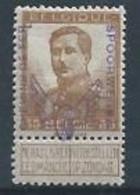 """TR-CF 52 * Charnière """"FAUX""""  Cote 475.00 - 1915-1921"""