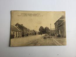 Bovenwezeth - Reckheim ( Rekem ) : Steenweg Maeseyk - Huis Kusters - Thelissen Winkelier In Gemaakt Goed - Klakken - .. - Lanaken