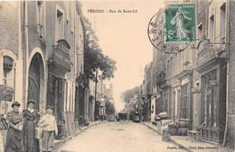 PERIERS (50) - Rue De Saint Lô - Andere Gemeenten