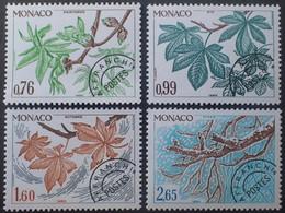 DF40266/2294 - 1980 - MONACO - PREO - SERIE COMPLETE - N°66 à 69 NEUFS** - Prematasellado
