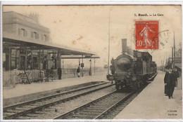 RUEIL   LA GARE    TRAIN - Rueil Malmaison