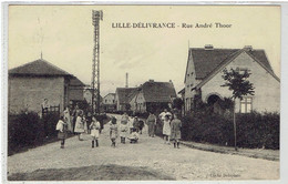 59 Nord - LILLE-DELIVRANCE - Rue André Thoor - Lille