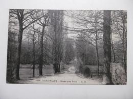 VIROFLAY Chemin Qui Conduit Dans Les Bois - 78 YVELINES - Viroflay