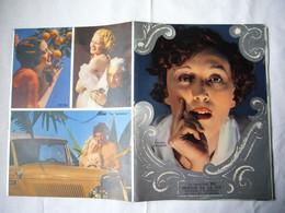 Plaquette Pub Imprimerie Draeger Le Procédé 301 Couverture + 10 Planches 24 X 31.5 Cm - Advertising