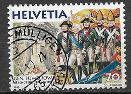 Schweiz Mi. Nr.: 1699 Gestempelt (szg916) - Gebraucht