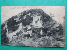 14  Corrèze  -  BRIVE  -  Vue Principale Des Grottes De Lamouroux - Brive La Gaillarde