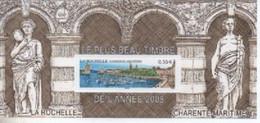 BLOC SOUVENIR   LA ROCHELLE   N° YVERT ET TELLIER   44   NEUF SANS CHARNIERE - Foglietti Commemorativi