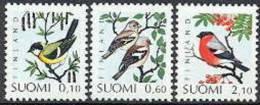 Finland 1991  Vogels 1 Serie PF-MNH-NEUF - Nuovi