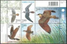 Finland 1999 Blok Vogels PF-MNH-NEUF - Nuovi