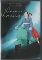 Roman Holiday / Vacances Romaines 1953 : DVD PAL-2 : Audrey Hepburn & Gregory Peck - Classic
