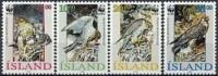IJsland 1992 Valken Serie PF-MNH - Ungebraucht