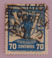CHILI YT 149 OBLITERE  ANNÉE 1930 - Chile
