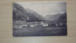 TRENTINO ALTO ADIGE CARTOLINA DA GAIS BOLZANO BRUNICO PUSTERIA FORMATO PICCOLO - Bolzano (Bozen)